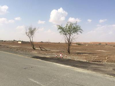 Plot for Sale in Al Manama, Ajman - Residential Land For Expatriates Paid All Fees First Owner In Manama