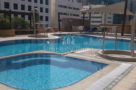 Studio for Rent in Al Nahyan, Abu Dhabi - 1-3 PAYMENTS! Very Nice Studio With Balcony In Al Nahyan