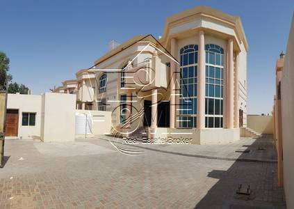 5 Bedroom Villa for Rent in Khalifa City A, Abu Dhabi - 5M BR VILLA W/DRIVER ROOM AND PRIVATE ENTRANCE