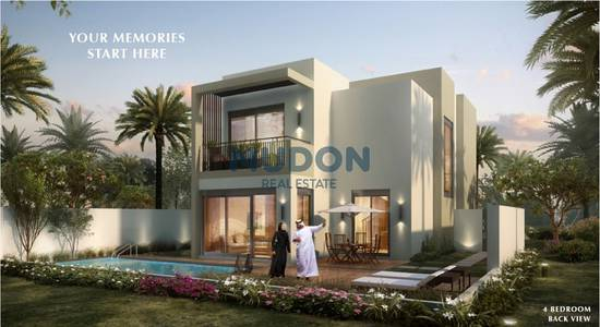 3 Bedroom Villa for Sale in Dubai South, Dubai - 3Bed /  Emaar PARKSIDE Villas/ Dubai south
