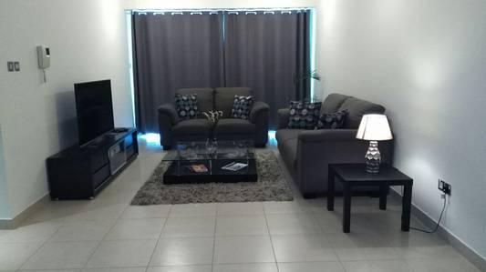 شقة 1 غرفة نوم للايجار في دبي وسط المدينة، دبي - غرفة نوم واحدة واسعة ومفروشة للإيجار