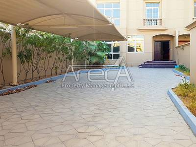 6 Bedroom Villa for Rent in Khalifa City A, Abu Dhabi - Superb 6 Master Bed Villa with Private Entrance! Khalifa City A