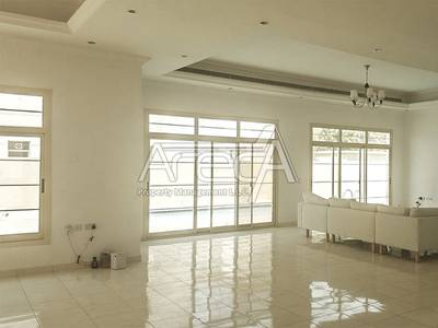 5 Bedroom Villa for Rent in Khalifa City A, Abu Dhabi - Stylish, Sublime 5 Bed Villa with Private Pool! Khalifa City A