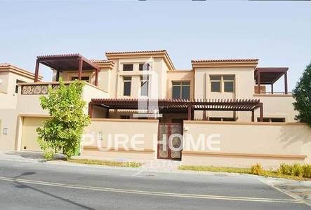 6 Bedroom Villa for Sale in Al Raha Golf Gardens, Abu Dhabi - Available 6Bedrooms With Private Pool In Golf  Gardens For Sale.