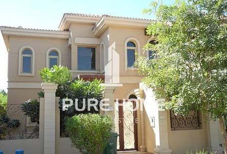 4 Bedroom Villa for Sale in Al Raha Golf Gardens, Abu Dhabi - Great Investment! 4 Bedrooms  Villa With Private Pool For Sale