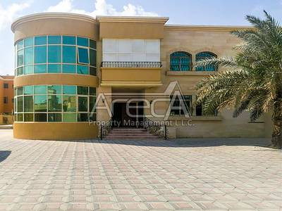 6 Bedroom Villa for Rent in Khalifa City A, Abu Dhabi - Stunning 6 Bed Villa Villa! 2 Majlises, Private Entrance! Khalifa City A