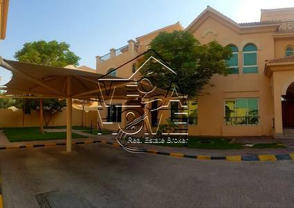 4 Bedroom Villa for Rent in Khalifa City A, Abu Dhabi - 4 Master BR with 24/7 Maintenance and Security