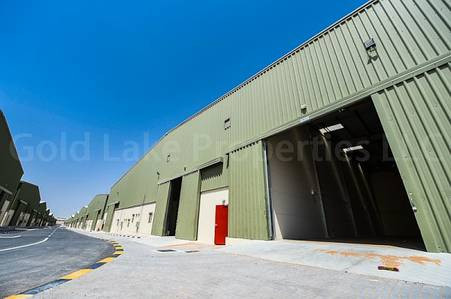 Warehouse for Rent in Emirates Modern Industrial Area, Umm Al Quwain - Your Gateway to a Better Busines! Big Superior Quality Warehouse