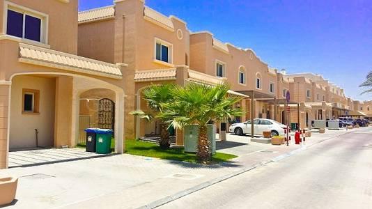 3 Bedroom Villa for Rent in Al Reef, Abu Dhabi - Lovely 3BR Expansive Mediterranean Villa