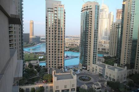 2 Bedroom Flat for Rent in Downtown Dubai, Dubai - Fountain View I Amazing 2 bedroom for RENT