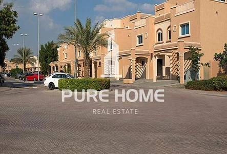 2 Bedroom Villa for Sale in Al Reef, Abu Dhabi - Deep Cleaned & Well Maintained 2 BR Villa in Al Reef for Sale