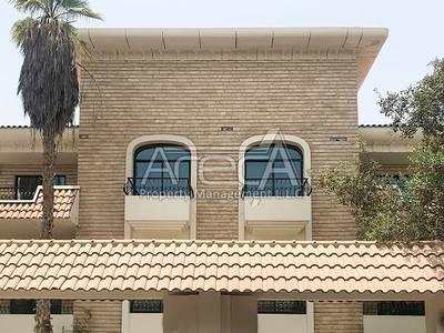 4 Bedroom Villa for Rent in Al Khalidiyah, Abu Dhabi - Marvelous 4 Bed Villa in Al Khalidiyah with Under Ground Parking!