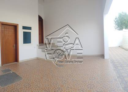 4 Bedroom Villa for Rent in Khalifa City A, Abu Dhabi - 4-MBR VILLA /DRIVER ROOM AND PRIVATE ENTR JUST 145K