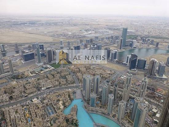 3 Bedroom with Amazing Burj Views for Rent