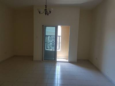Studio for Rent in International City, Dubai - Q BLOCK: STUDIO WITH BALCONY FOR RENT IN FRANCE CLUSTER INTERNATIONAL CITY 25000/4