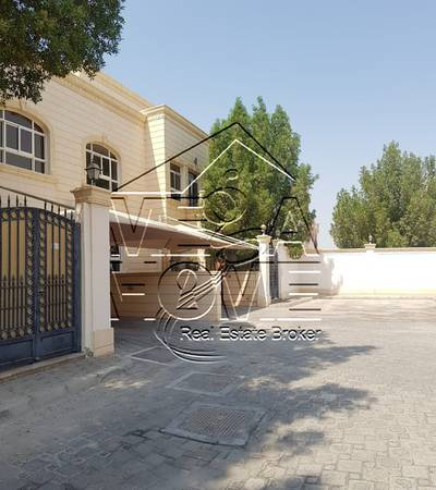 5 Bedroom Villa for Rent in Khalifa City A, Abu Dhabi - 5M BED VILLA W/PRIVATE PARKING AND SHEARED POOL