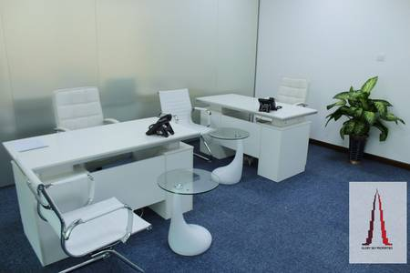 Office for Rent in Business Bay, Dubai - Ready Office Available only in 2