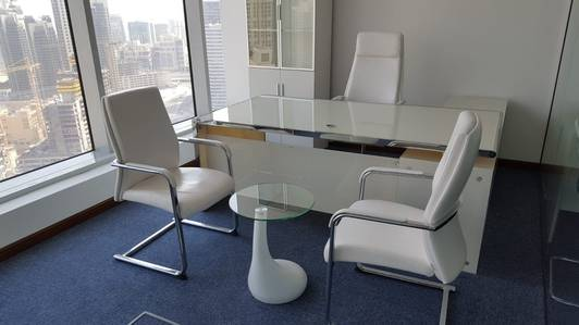 Office for Rent in Business Bay, Dubai - Independent Office available in Business Bay!DED Approved