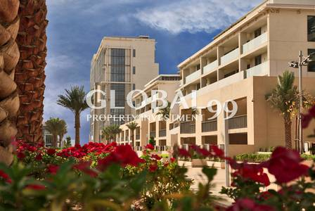 1 Bedroom Flat for Rent in Al Raha Beach, Abu Dhabi - Tranquil Courtyard Apart/1BR in AL ZEINA