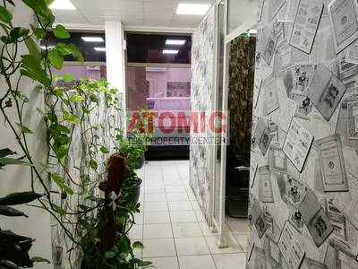Office for Rent in International City, Dubai - HOT OFFER GRAB IT NOW - FULLY FITTED OFFICE PARTITIONED OFFICE READY TO MOVE FOR RENT IN INTERNATIONAL CITY RUSSIA