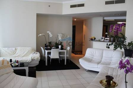 2 Bedroom Flat for Rent in Dubai Marina, Dubai - Bright 2 bed in Torch tower full Sea and marina view