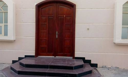 3 Bedroom Villa for Rent in Al Bahia, Abu Dhabi - Nice 3B. Room Villa Private with yard near beach for Western, SouthAfrican or Posh Arb or Asians