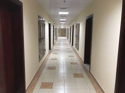 Labour Camp for Rent in Al Quoz, Dubai - Independent Camp -130 rooms; 6 persons approval; 2 kitchen & Dining ; Window A/c rent in Al Quoz
