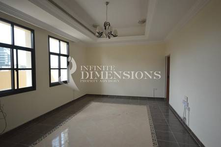 Villa for Rent in Khalifa City A, Abu Dhabi - Big 5BR Commercial Vila Suitable for Any Business-By the street
