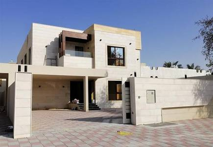5 Bedroom Villa for Sale in Al Rawda, Ajman - The design and splendor of the decorations and its quality finishes have free prices