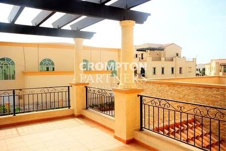 4 Bedroom Villa for Rent in Al Salam Street, Abu Dhabi - Beautiful Italian Townhouse in Khalifa Park