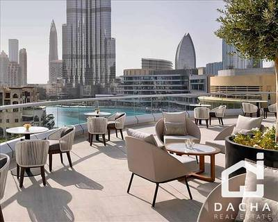 4 Bedroom Flat for Sale in Downtown Dubai, Dubai - Fully Renovated & Furnished // 4 Bed Plus Maid