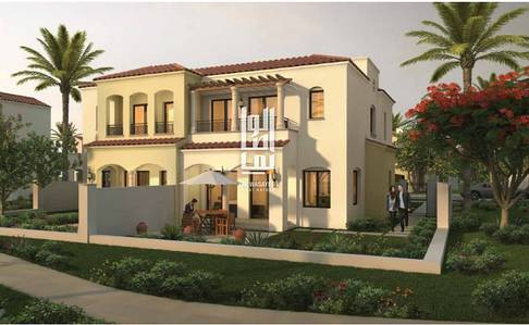 3 Bedroom Villa for Sale in Serena, Dubai - Hurry up your villa with 5% post hand over &4% free