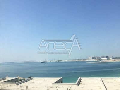 4 Bedroom Flat for Rent in Al Raha Beach, Abu Dhabi - Stunning, Modern 4 Bed Sea View Duplex with Facilities! Al Zeina