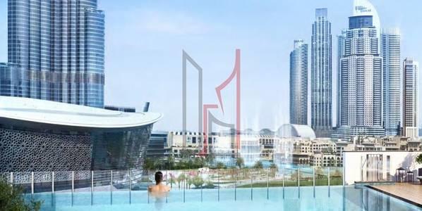 2 Bedroom Flat for Sale in Downtown Dubai, Dubai - 2BR| Apt| High Floor | Burj Khalifa view