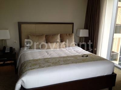 1 Bedroom Hotel Apartment for Rent in Dubai Marina, Dubai -  Vacant