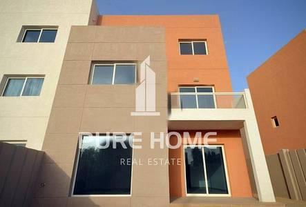 5 Bedroom Villa for Sale in Al Reef, Abu Dhabi - Fancy And High  End Villa For Sale.