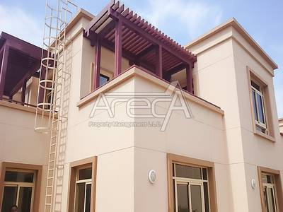 5 Bedroom Villa for Sale in Khalifa City A, Abu Dhabi - Hot Deal! Huge ROI with Customized 5 Bed Villa Private Pool! Golf Gardens