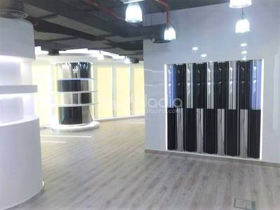 Office for Sale in Business Bay, Dubai - Fully Fitted Office | Full Lake View | 2 Parkings | Damac Business Tower