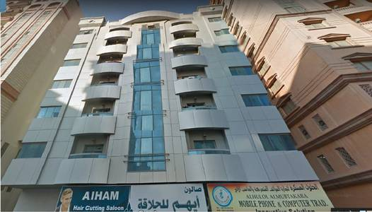 1 Bedroom Apartment for Rent in King Faisal Street, Ajman - 1 BR/Hall Central A-C AED 21,000 King Faisal RD Ajman