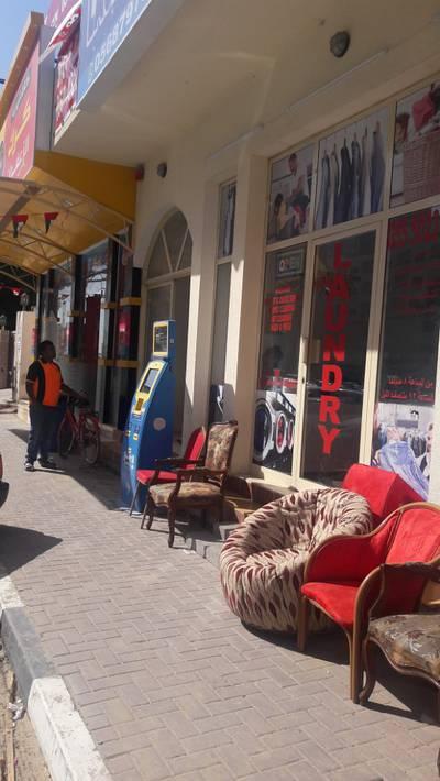 Showroom for Rent in Al Nuaimiya, Ajman - Amazing Best deal amazing big showroom in naumiya ajman