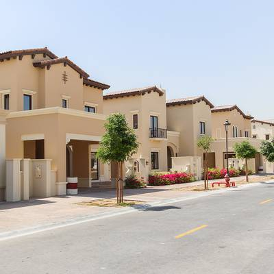 3 Bedroom Villa for Sale in Arabian Ranches, Dubai - Owned the cheapest villa and easy installment in the Arabian Ranches amid gardens and landscape