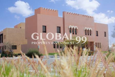 3 Bedroom Villa for Sale in Hydra Village, Abu Dhabi - Corner Single Row! Best for investment!!
