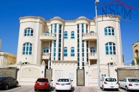 Studio for Rent in Al Zaab, Abu Dhabi - Contemporary studio w/ terrace! Direct from owner