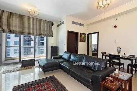 1 Bedroom Flat for Rent in Dubai Marina, Dubai - Spacious | 1 Bedroom | Marina view