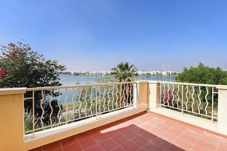 3 Bedroom Villa for Rent in The Springs, Dubai - Type 1E | Lake view | Beautiful Garden |