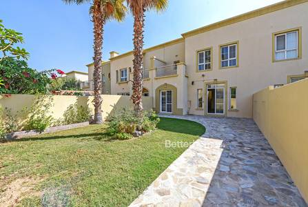 3 Bedroom Villa for Rent in The Springs, Dubai - Type 3 M | Springs 2 |3-BR+study+Laundry
