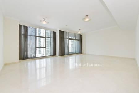 3 Bedroom Apartment for Rent in Dubai Marina, Dubai - 3 Br in Dubai Marina with Ocean View | Maid's Room