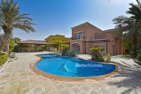 4 Bedroom Villa for Sale in Arabian Ranches, Dubai - Vacant | Close to Pool and Park | Big Plot