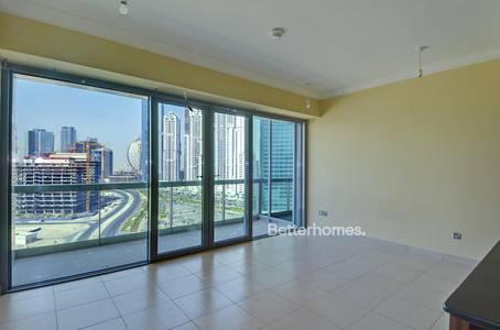 Studio for Sale in Downtown Dubai, Dubai - Studio | Balcony | Rented | Low Floor