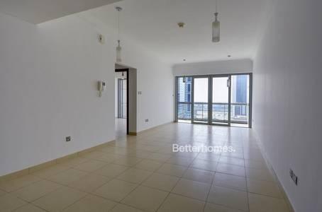 1 Bedroom Apartment for Sale in Downtown Dubai, Dubai - Balcony | Mid Floor | Partial Burj View